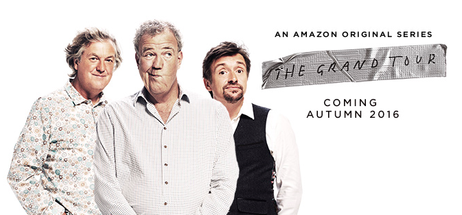 Jeremy Clarkson The Grand Tour Amazon