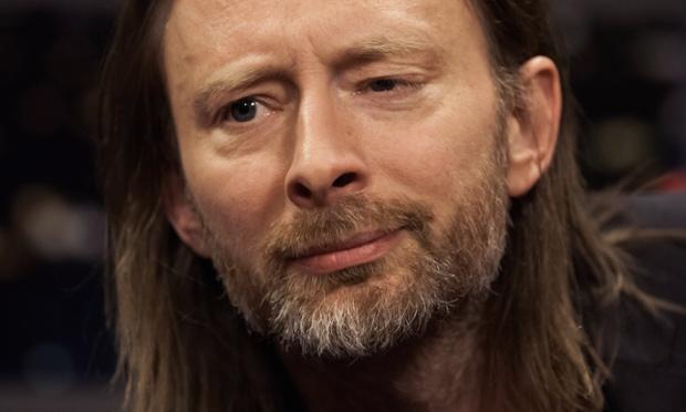 Radiohead Erases Its Online Presence