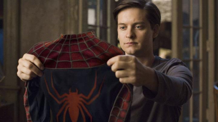 Tobey Maguire Spider-Man Civil War