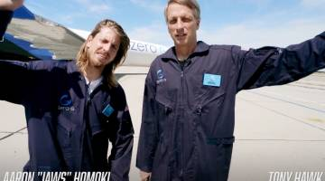 Tony Hawk Zero Gravity Skateboard Tricks