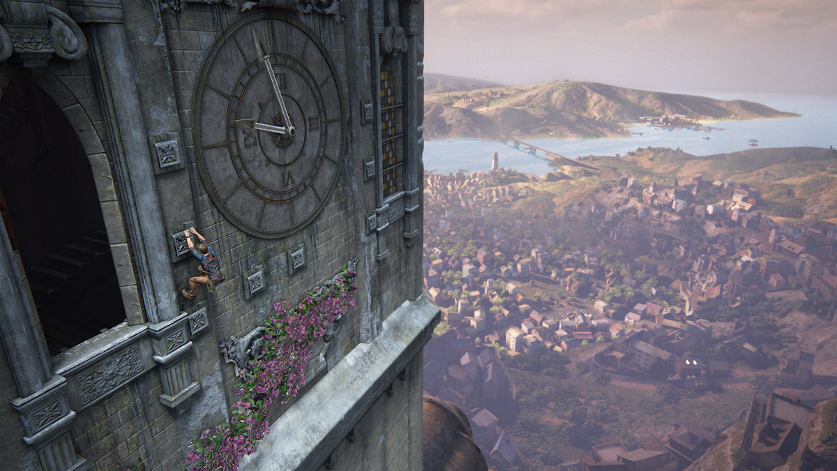 Uncharted 4 City