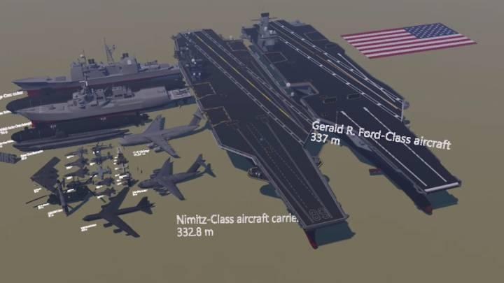U.S. Military Arsenal Weapons