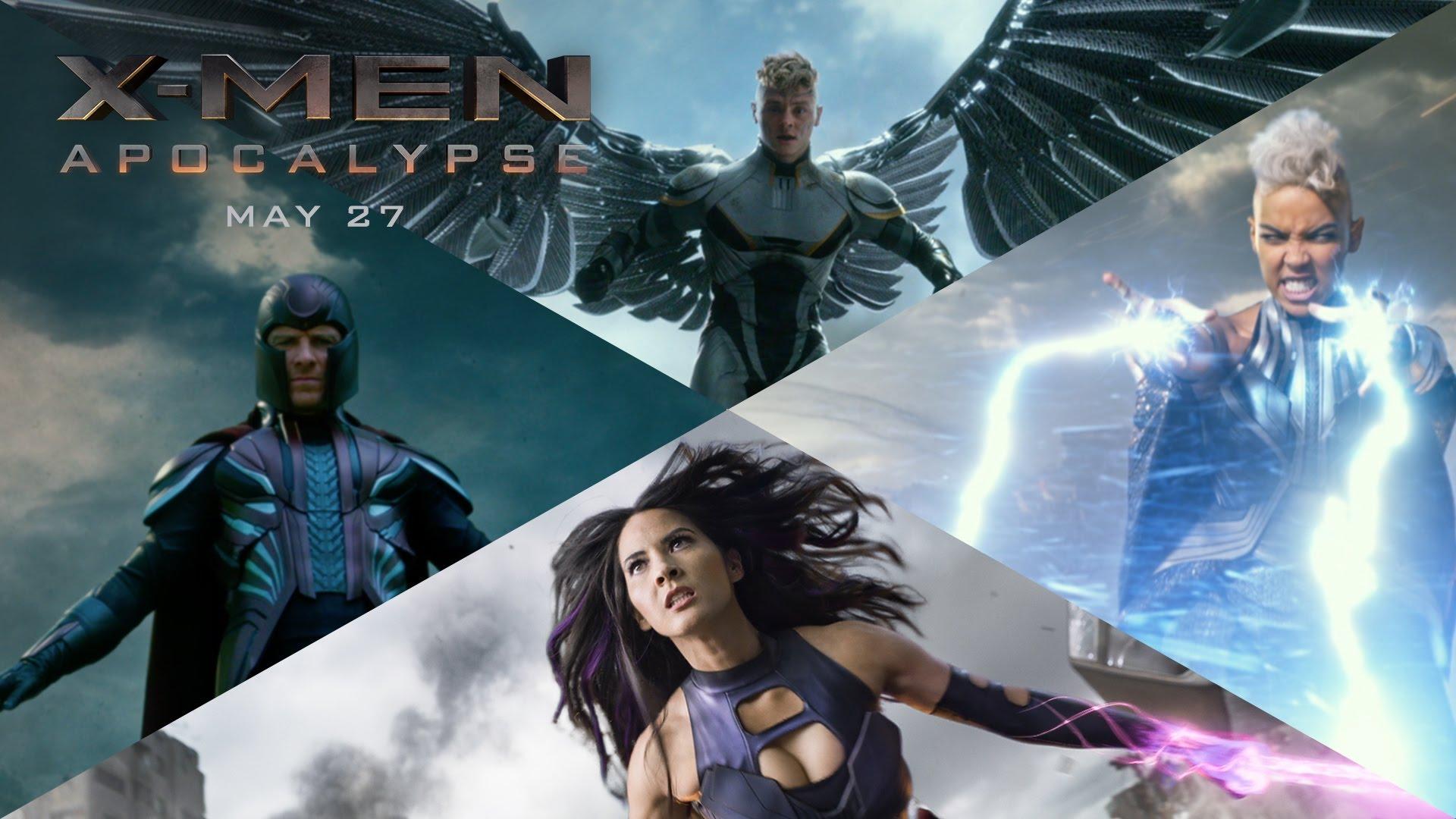 X-Men Apocalypse Reviews