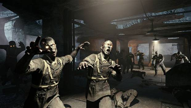 VR Zombie Game