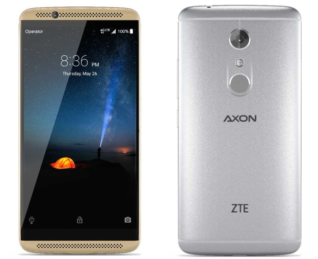 zte axon 7 on verizon are you seeing