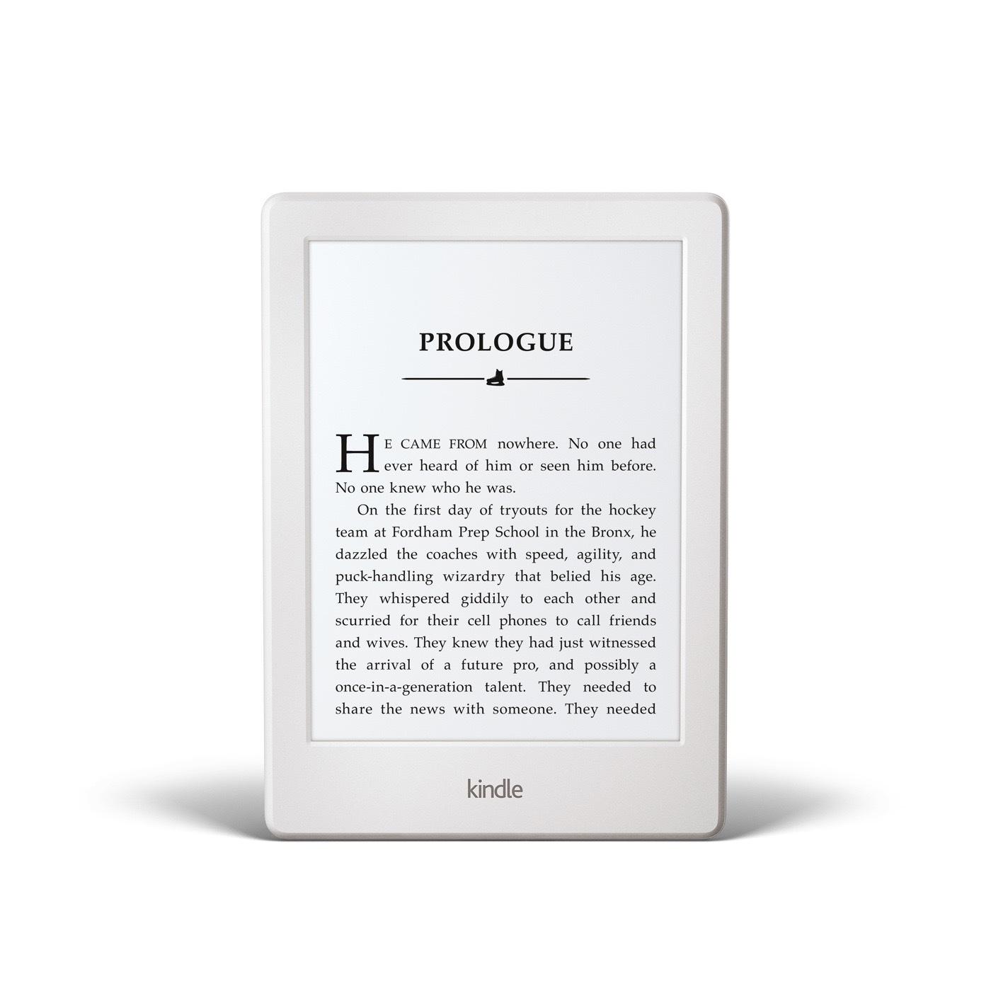 Kindle 2016 Update