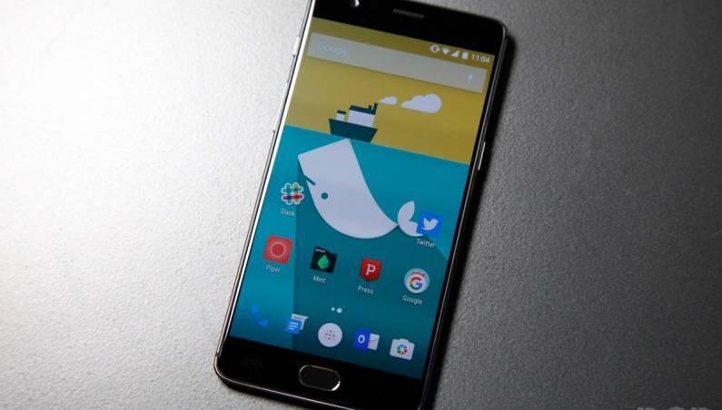 OnePlus 3 Galaxy S7 6GB RAM