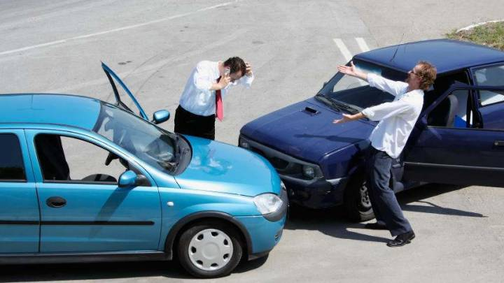 How To Fix Dented Car Door