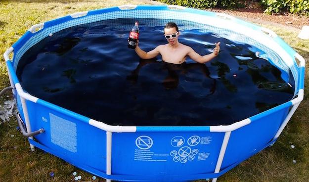 Coca Cola Pool