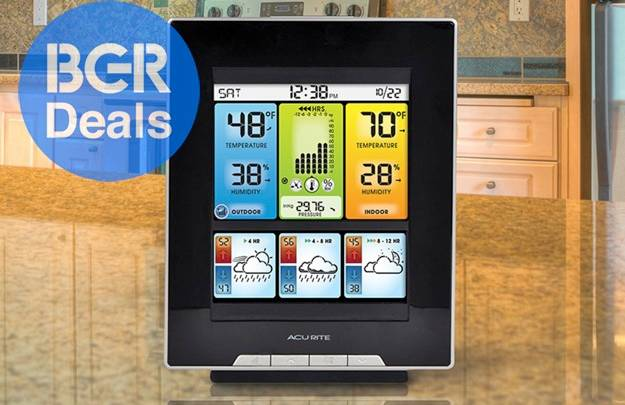 Weather Station Home WiFi