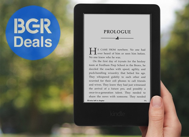 Amazon Kindle Sale