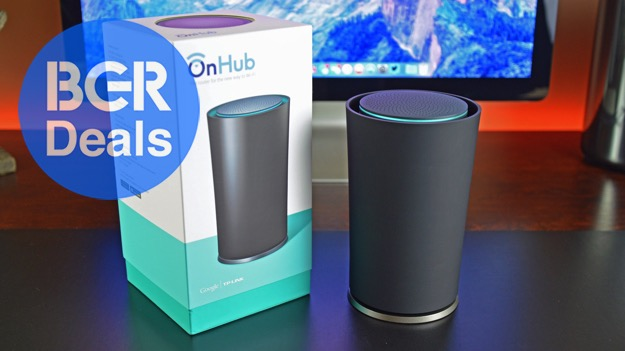 Google OnHub Price