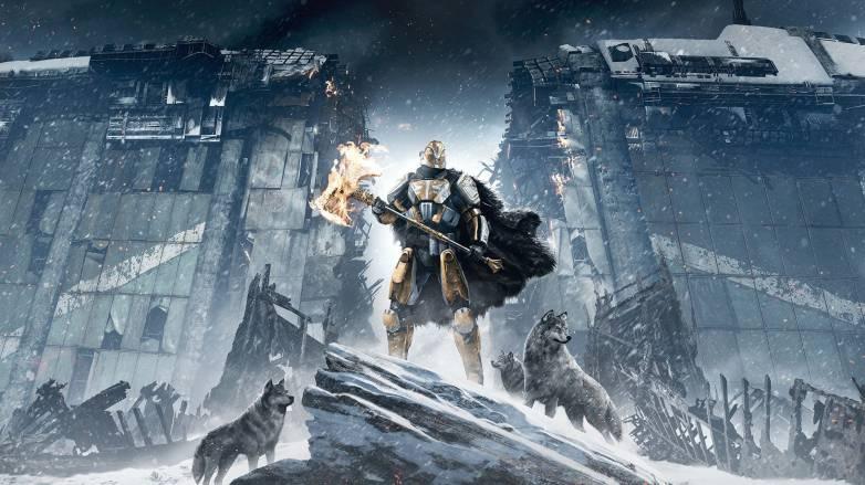 Destiny Rise of Iron Live Stream
