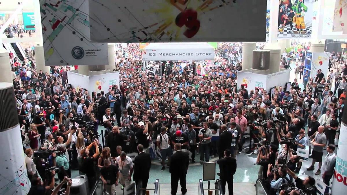 E3 Day 1 Recap