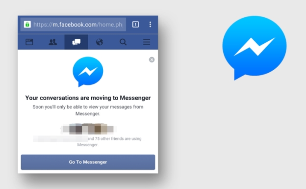 how to see archived messages on facebook messenger android