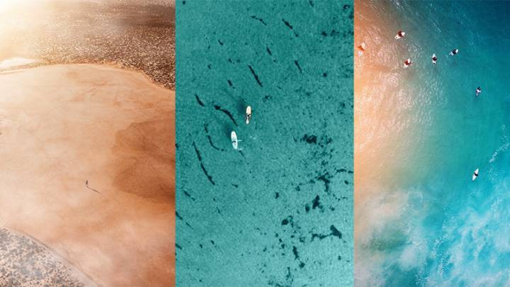 Drone Wallpaper Photos of Landscape