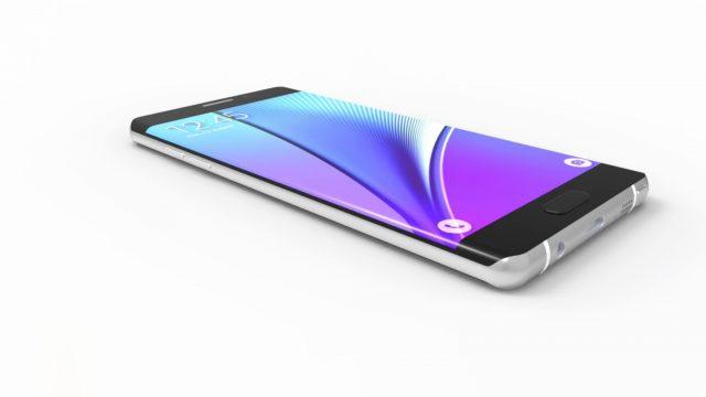 Galaxy Note 7 6GB RAM 512GB Storage