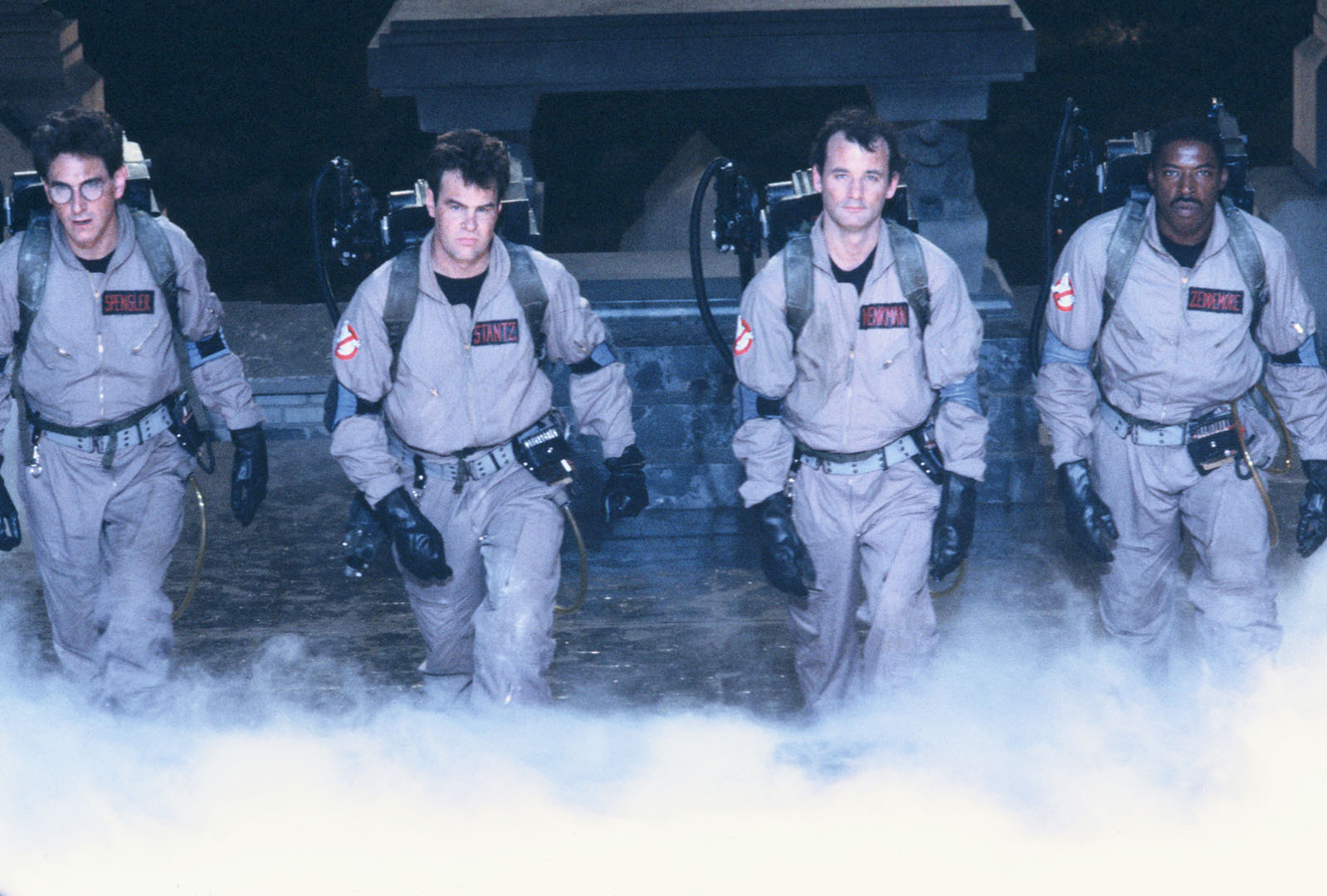 Original 'Ghostbusters' will appear with the new cast on Kimmel next week –  BGR