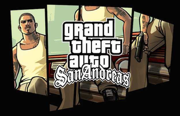 Grand Theft Auto iPhone