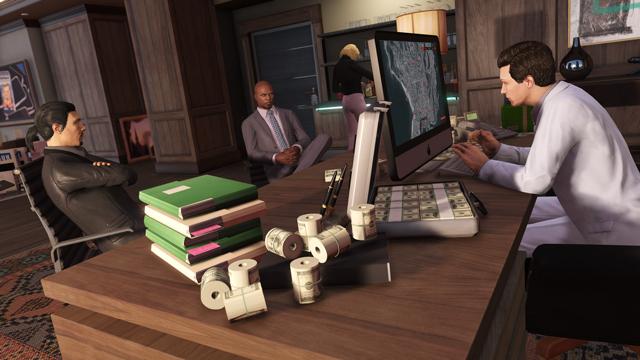 GTA Online Update Trailer