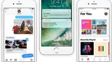 iOS 10 Features Apple Stole