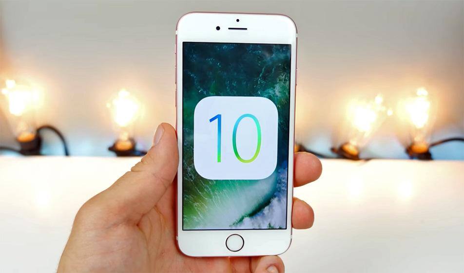iPhone update iOS 10.3.2