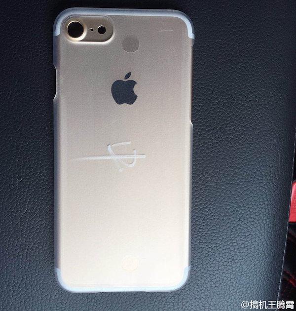 iphone 7 camera back