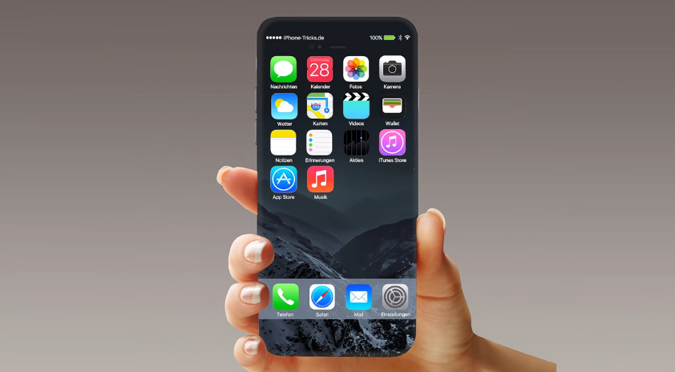 iPhone 8 Rumors Glass Casing Metal Frame