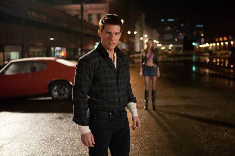 Jack Reacher Never Go Back Trailer