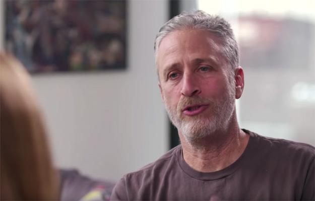Jon Stewart Interview Video