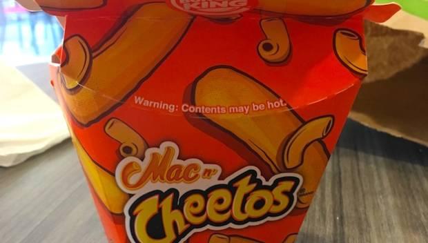 Mac N Cheetos: How To Cook Burger King