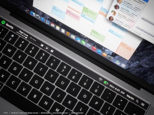 2016 MacBook Pro Air Specs