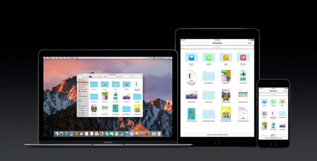 macOS Sierra OSX 12