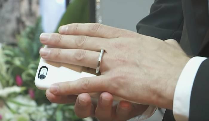 Man Marries iPhone Video