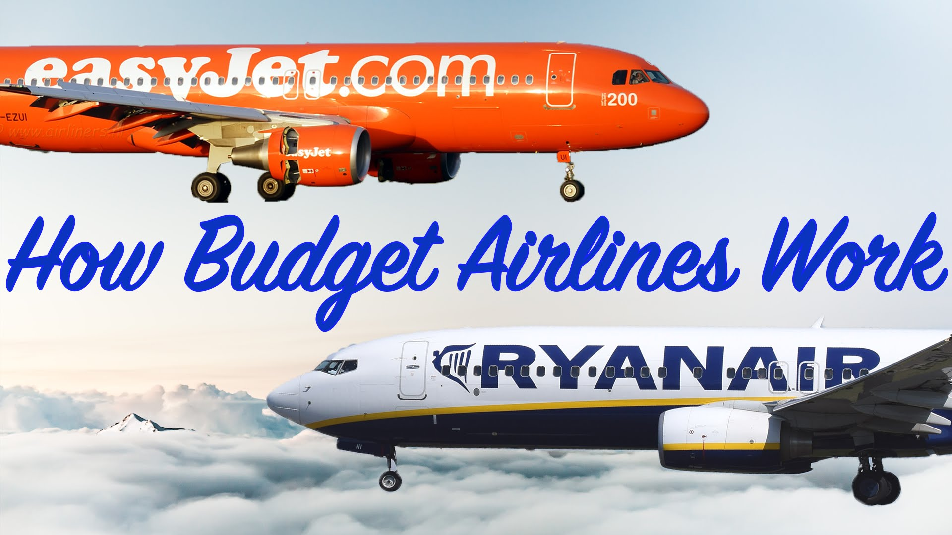 Budget Airlines Pricing