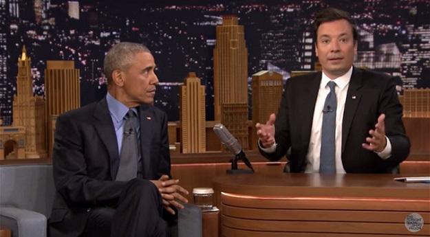Barack Obama Smartphone
