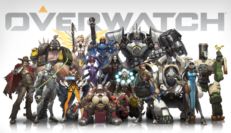 Overwatch's new hero
