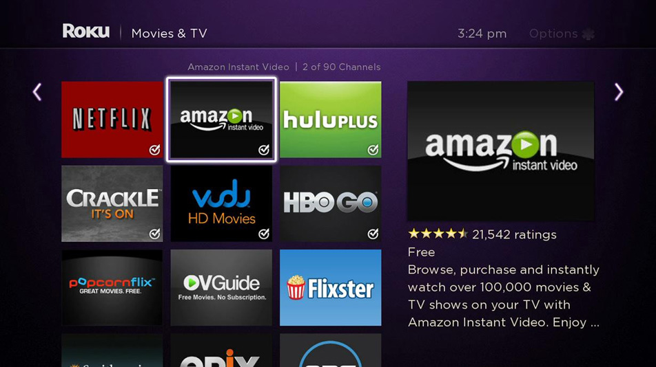 Roku Secret Menus