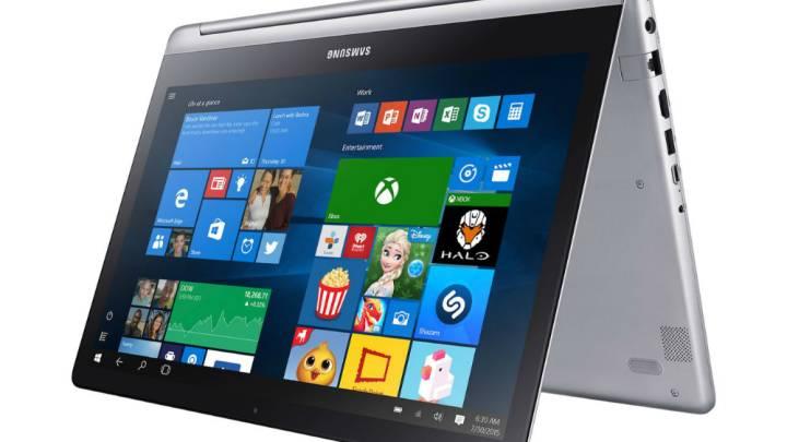 Samsung Notebook 7 Spin vs MacBook