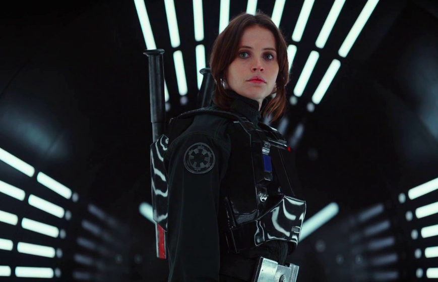 Star Wars Rogue One clip