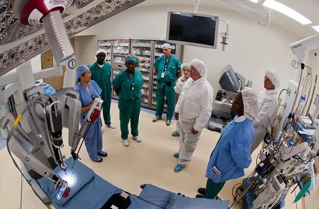 Robot Surgeons