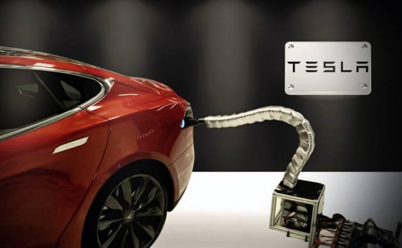 Tesla Autonomous Charger