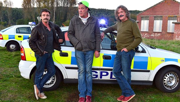 New Top Gear viewing figures