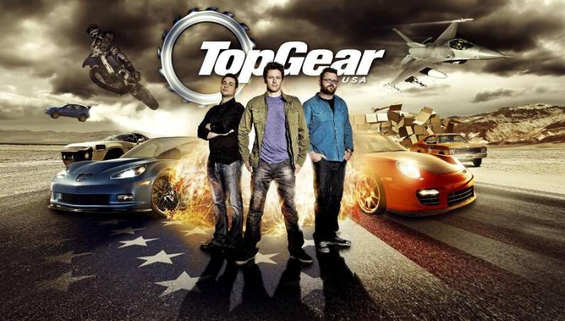 Top Gear USA Canceled
