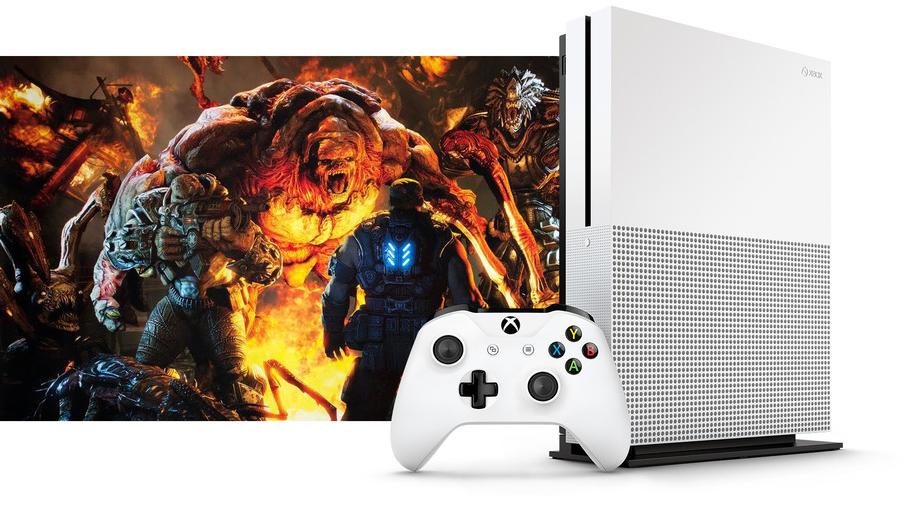 Xbox One S E3 2016 Reveal
