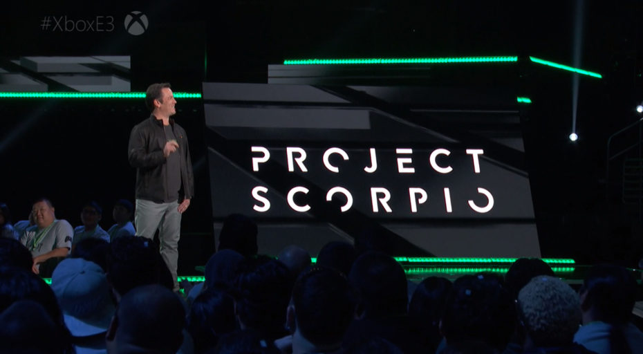Xbox One vs Project Scorpio