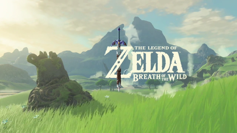 Legend of Zelda: Breath of the Wild Trailer
