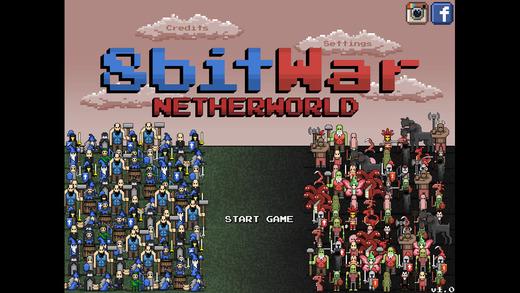 8bitWar Netherworld