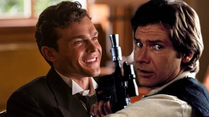Han Solo Actor Release Date