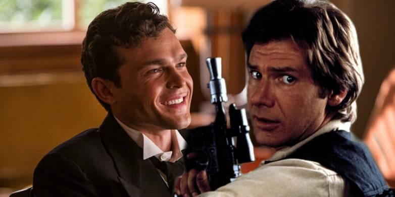 Han Solo Star Wars Movie Cast
